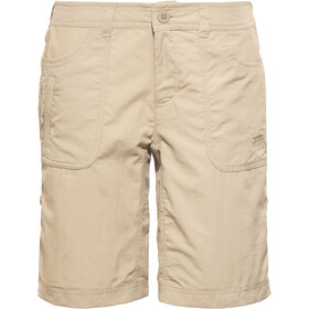 The North Face Horizon Sunnyside Pantalones cortos Mujer, dune beige